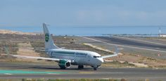 Canary Islands Spotting....Spotter: Air Berlin     Boeing B737-700    D-AGEU   Gran Ca...