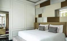 Fauchon L'Hôtel Paris, Paryż – aktualne ceny na rok 2020 Paris Pictures, Metro Station, Paris Hotels, Concorde, Hotel Offers, Olympia, Bed, Furniture, Home Decor