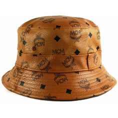 mcm bucket hat ❤ liked on Polyvore featuring accessories, hats, mcm, bucket hat, fishing hat and fisherman hat