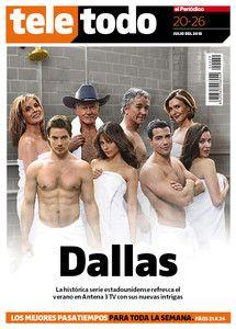 La vuelta de los históricos JR Ewing y Sue Ellen, de 'Dallas'