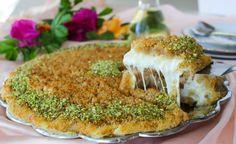 Toast Kunafa- Libanesisk dessert