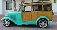 30 Ford Woodie!