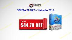 $44.70 Off SPYERA TABLET – 3 Months http://tickcoupon.com/coupons/44-70-spyera-tablet-3-months