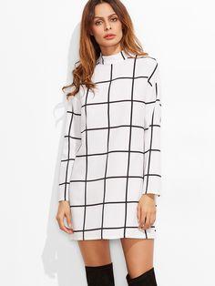 - Kleider 2020 | Mini Pullunder Kleid 2020 Gestreift ...
