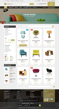 SW Furnicom is a Responsive WordPress theme with the modern & clean design. It comes with 2 homepage layouts and 4 layout styles, SW Furniture comes with a bundle of new powerful features.