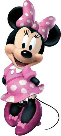 Minnie Mouse Bow-Tique Peel and Stick Giant Wall Decal Roommates Mickey Mouse Wall Murals Mickey Minnie Mouse, Mickey Mouse E Amigos, Theme Mickey, Pink Minnie, Mickey Mouse And Friends, Disney Mickey, Minnie Mouse Template, Minnie Mouse Theme Party, Minnie Mouse Birthday Invitations