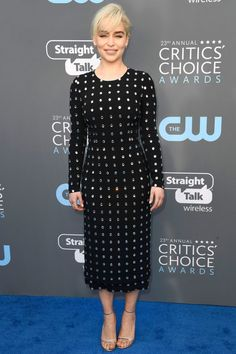 Os looks do Critics Choice 2018