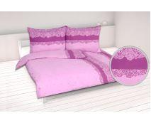 Obliečky z mikrovlákna 2+2 MILEA fialové Textiles, Bed, Furniture, Home Decor, Homemade Home Decor, Stream Bed, Home Furnishings, Interior Design, Beds