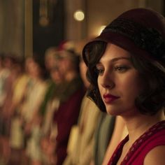 """Gefällt 616 Mal, 3 Kommentare - Las chicas del cable (@laschicasdelcabletv) auf Instagram: """"#LasChicasDelCable"""" Series Movies, Tv Series, Lisa, He Is Able, Hopeless Romantic, Costume Design, Cinematography, Girl Power, Female Models"""