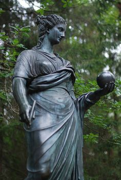 Urania (the muse of astronomy and astrology)