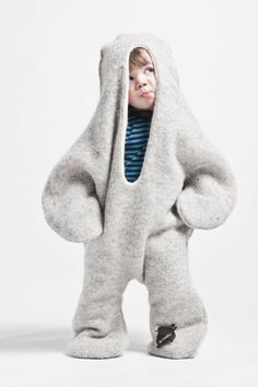 Baby Seal Suit - anthropologie.com || This is basically the cutest thing ever.
