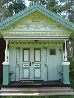 Cottage, Dalarna, Sweden