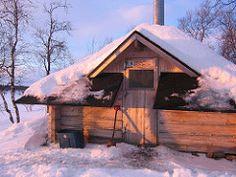 cabin hunting lapland utsjoki