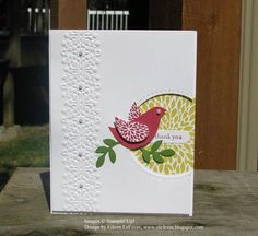 F4A122 Betsy's Blossoms by Eileen LeFevre - Cards and Paper Crafts at Splitcoaststampers