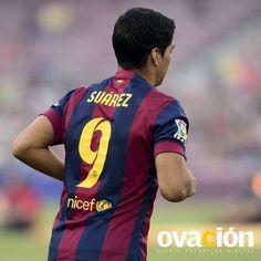 La 9 de Luis Suarez