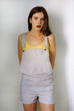 Spring Summer collection Diario de una Couturier #diariodeunacouturier #springsummer2015 #fashion  http://diariodeunacouturier.bigcartel.com/product/dungarees