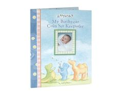 5 Quot X 7 Quot Quot Birth Year Coin Set Quot Picture Frame Albums