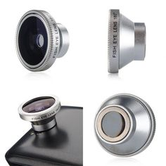 amazones gadgets New 180° Detachable Fish Eye Lens for iPhone 4 Touch Camera: Bid: 19,92€ Buynow Price 19,92€ Remaining 07 dias 23 hrs…