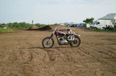 3May'14 Hell On Wheels in JAPAN / vintage motocross / buddy custom cycles hp / ruby /triumph