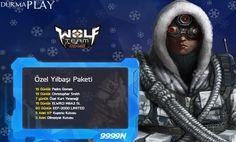 http://over.tc/wolfteamden-mthis-bir-zel-yilbasi-paketi/4278   Wolfteam, oyuncularına yaptığı yeni yıl indirimlerive yeni yıla özel hazırladığı yeni yıl fırsat paketlerine bir yenisini daha ekliyor  Bu zamana kadar yaptığı paketlerin ve indirimlerin en büyüğü olan bu Wolfteam Özel Yılbaşı Paketi'nde yok yok