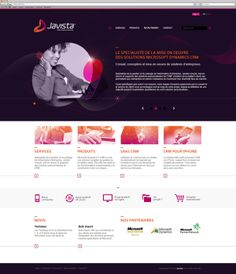 Javista by NEWDAY , via Behance
