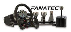 Fanatec wheels & pedals
