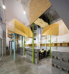 Gallery of SimplyWork 3.0 Co-working Space / 11architecture Ltd. - 1