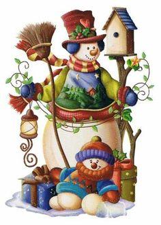 Snowmen ~