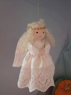 Angel Crafts | and I've finished the angels. I now have a host of heavenly angels ... Christmas Angel Crafts, Christmas Crafts, Christmas Ornaments, Christmas Poinsettia, Crochet Christmas, Christmas Ideas, Angel Ornaments, Crochet Ornaments, Crochet Snowflakes