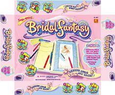 Toy Package Design, Logo Design, Original Doll Concept Art, and Illustration for Package Art