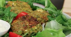 Mediterranean Chickpea Patties  http://organichealth.co/live-a-longer-healthy-life-with-this-yummy-mediterranean-salad/