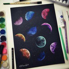 Смотрите это фото от @artistuniversity на Instagram • Отметки «Нравится»: 9,520