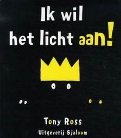 De Kleine Prinses - Ik Wil Het Licht Aan! | Tony Ross | Hardcover | 9789089412256 | Cosmox.be