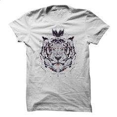 Tiger - #sweatshirt kids #white sweatshirt. ORDER NOW => https://www.sunfrog.com/Pets/Tiger-65872878-Guys.html?68278