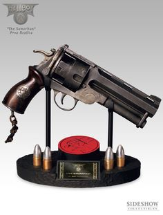 One day Good Samaritan, you will be mine.  As soon as I find a machinist who would be willing to make a firing replica for cheap...