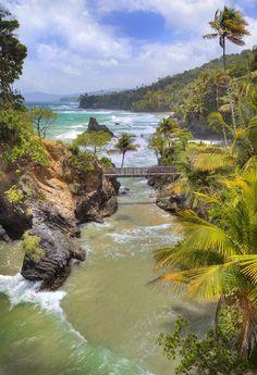 Blanchisseusse Cove. Trinidad, W.I.