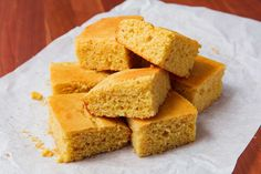 The Only Cornbread Recipe You'll Ever NeedDelish