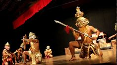 Cambodia Lakhon Khol http://cambodiahotels.info/featured/watching-cambodian-art-performance.html