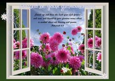 Free Spring poster with Bible verse | https://papergiftsforestefany.wordpress.com/ #free #freeprintable #printables #bibleverse #scripture #bible #poster #versecard