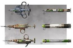Image result for rust concept art
