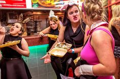 Stags, Hens, Bunnies: A Blackpool Story - By Dougie Wallace Blackpool, British Holidays, Banana Man, Stag And Hen, London Photographer, Martin Parr, Rite Of Passage, Documentary Photography, Hiei