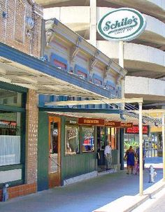 Schilo's Delicatessen - best root beer and split pea soup in San Antonio.   Very nostalgic and old-timey spot.~~~ Great food!!---M.B.