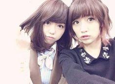 Takahashi Minami & Minegishi Minami AKB48