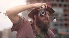 A Parody of Touchy-Feely Ads Targeted at Hipsters