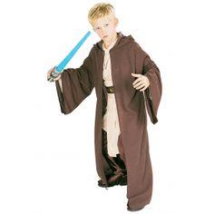Kids Deluxe Jedi Robe - Star Wars Child Jedi Robe  #Child #Deluxe #Jedi #Kids #KidsHalloweenCostumes #Robe #Star #Wars Halloween Spirit