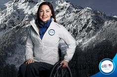 Alana Nichols - Paralympic Gold Medal Winner. See why I am inspired by Alana and her partnership with Citi Every Step of the Way (sponsored blog post) #EveryStep