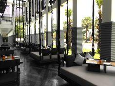 Kroya Restaurant at Shinta Mani Boutique Hotel in Siem Reap Cambodia