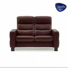 2 Seat Sofa High Stressless Wave Ekornes available at Reflections Furniture