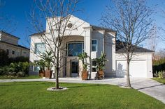 Galeria Fotos - Vaccarezza, Tenesini & Angelone Arquitectos - Portal de Arquitectos House Tours, Doors, Mansions, House Styles, Home Decor, Rustic Style, Style At Home, Decoration Home, Home Tours