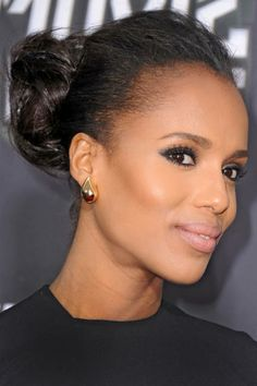 Get Kerry Washington's best hair looks!